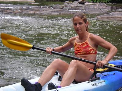 Paddling Shermans Creek June 17 2007 012