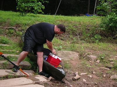 Paddling Shermans Creek June 17 2007 018