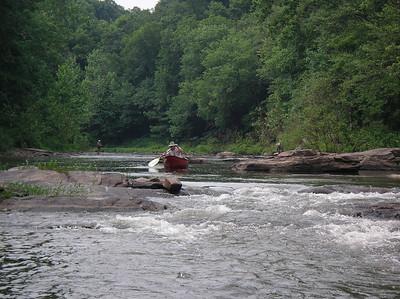 Paddling Shermans Creek June 17 2007 013