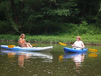 Paddling Shermans Creek June 17 2007 017
