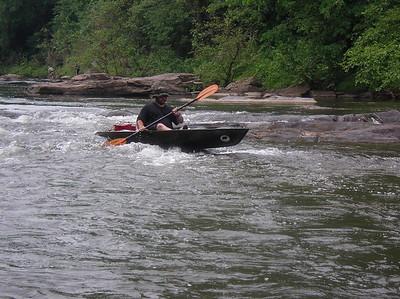 Paddling Shermans Creek June 17 2007 007