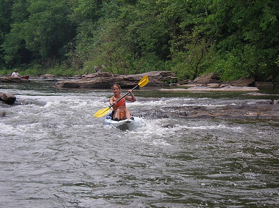 Paddling Shermans Creek June 17 2007 011