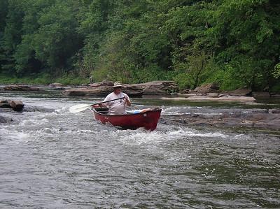 Paddling Shermans Creek June 17 2007 015