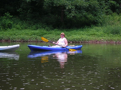 Paddling Shermans Creek June 17 2007 021