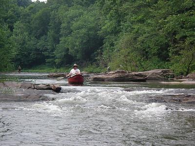 Paddling Shermans Creek June 17 2007 014