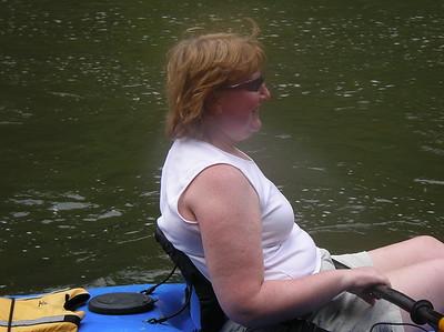 Paddling Shermans Creek June 17 2007 004