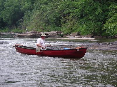 Paddling Shermans Creek June 17 2007 016