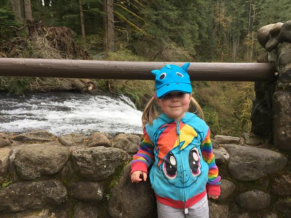Rowen at Silver Falls