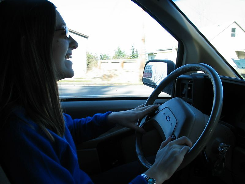 Charlotte Driving