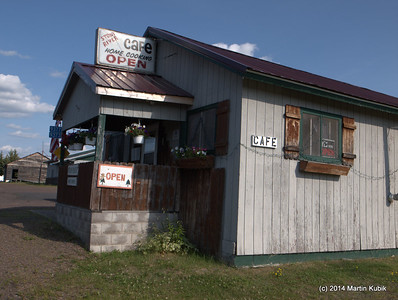 Stony River Cafe