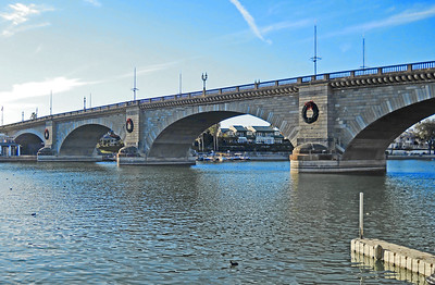 London Bridge  -   Lake Havasu  AZ