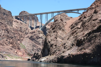 The new Hoover Dam Bridge
