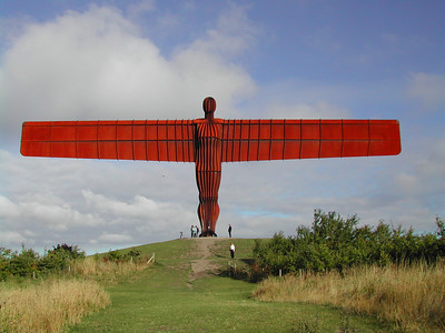 Angel of the North, Gateshead  England