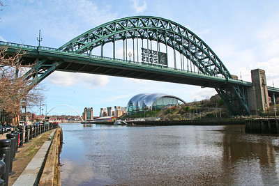 Tyne Bridge - Newcastle / Gateshead