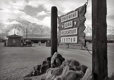 Manzanar  1943