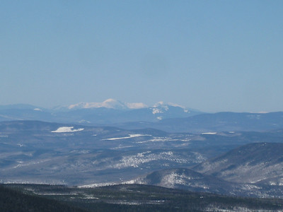 Mt. Washington and the Presidential Range.