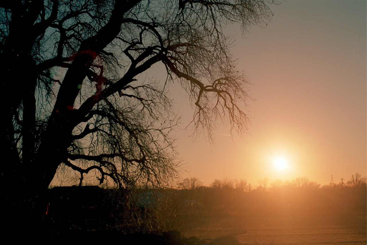 <center><h1>December Sunset</h1></center>