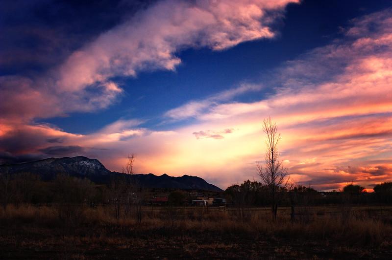 April 11th Sunset