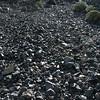 obsidian rockfall