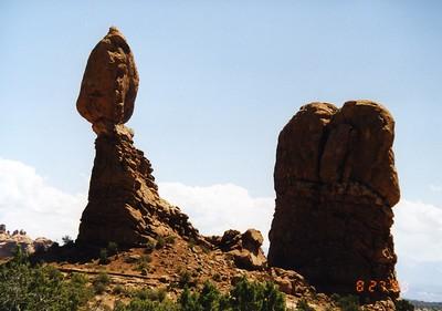 Ballanced Rock