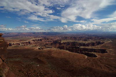 Canyonlands National Park, Island in the Sky