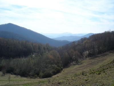 Walhalla Trail Hike at Cataloochee Ranch