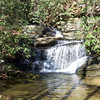 Last Falls On Slickum Creek, SC
