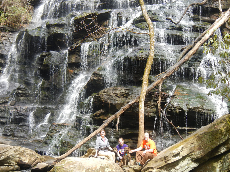 Yellow Branch Falls, SC