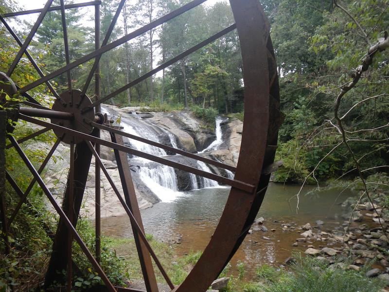McGilliard Falls, NC