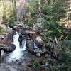 Middle Calypso Falls, CO about 3 .5mi round trip walk in Rocky National Park