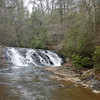 Cedar Creek Falls, SC easy hike.