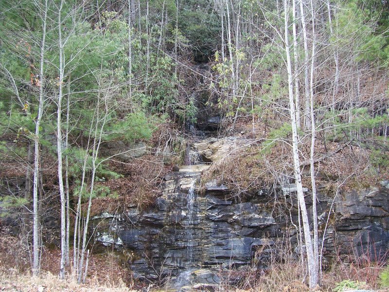 Overlook Falls, NC