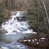 Hungry River Cascade/Falls, NC