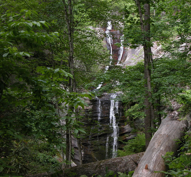 Tom Creek Falls, NC