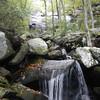 Pinnancle Mtn Falls, SC