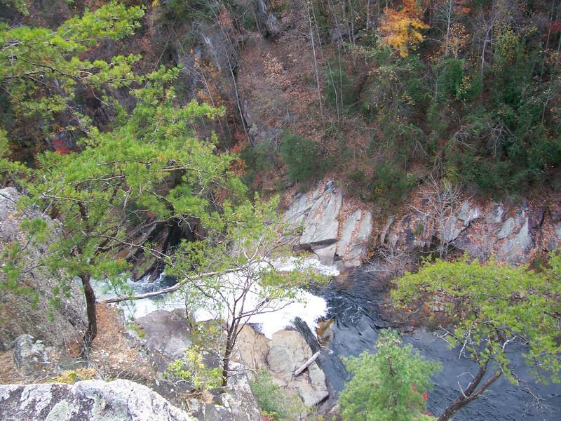 Temesta Falls, GA