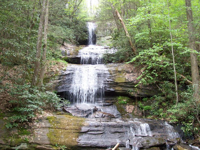 Desoto Upper Falls, GA