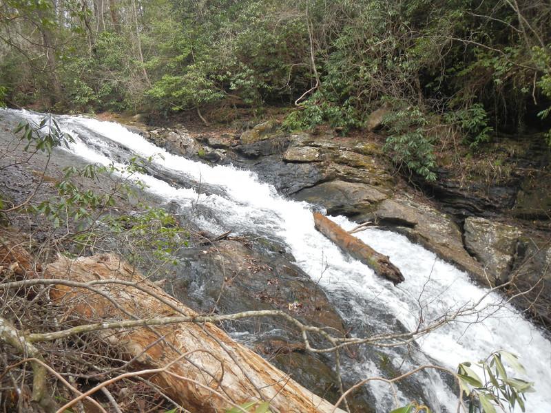 Blue Hole Falls, SC