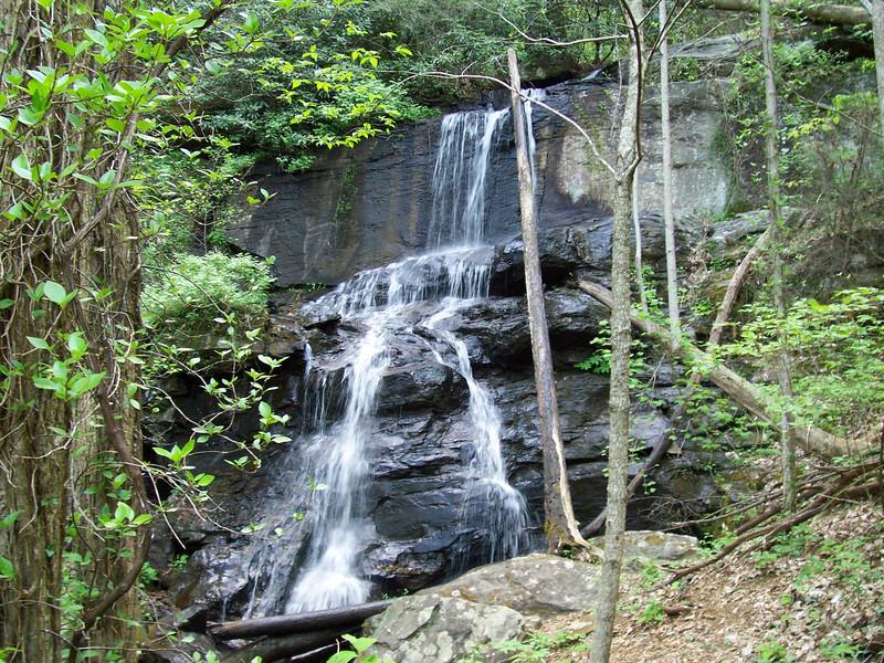 Desoto Lower Falls, GA