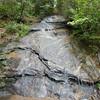 Vaughn Creek Falls, NC