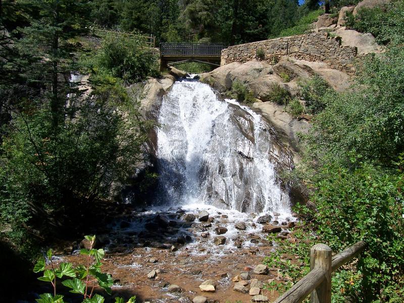 Helen Hunt Falls, Co