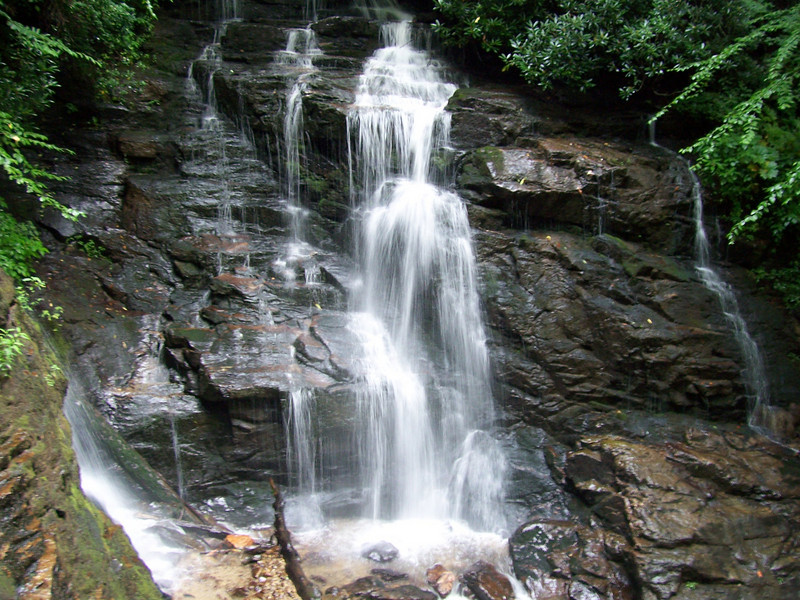 Soco Falls, NC
