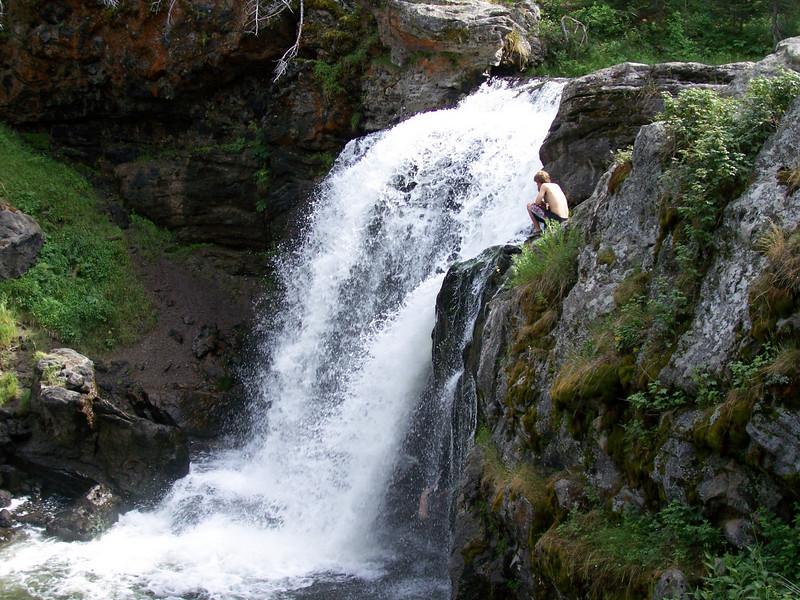 Moose Falls, WY