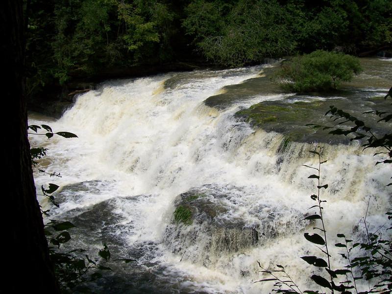 (Upper) Burgess Falls, TN