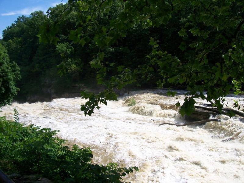Upper Cataract Falls, IN