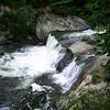 Baby Bald River Falls, GA