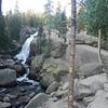 Alberta Falls, CO 1.7 mi round trip easy walk in Rocky National Park.
