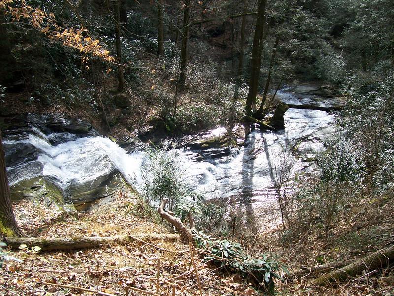 Camp Minnehaha Falls, NC