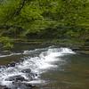 Davy Crocket Falls, TN, more like a cascade
