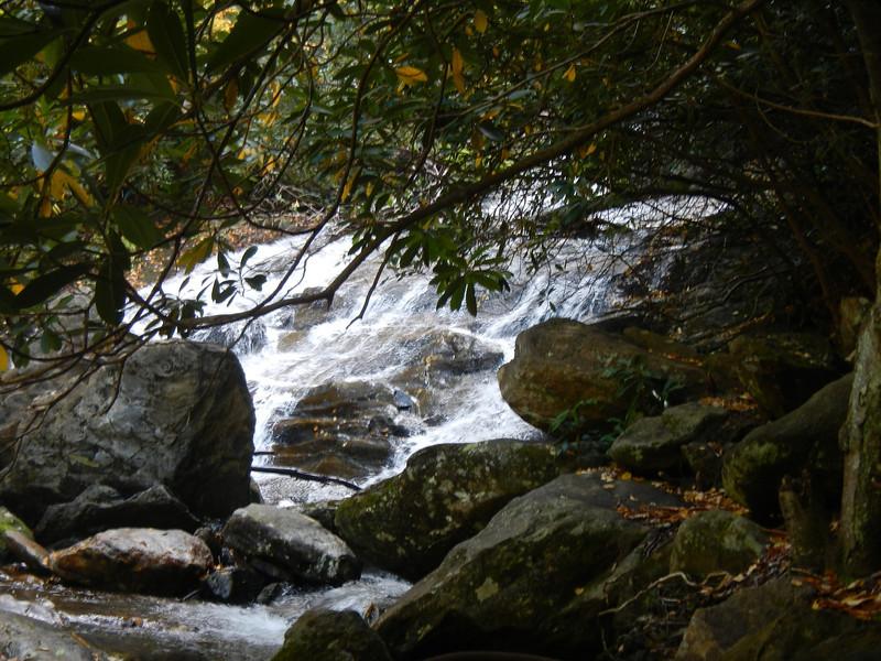 Sams Branck Lower Falls, NC